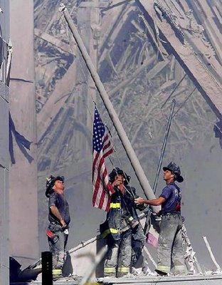 firemen-flag-9-11-2001-b
