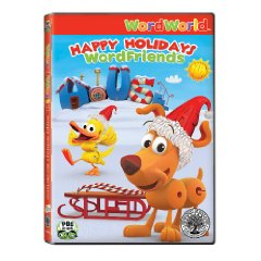 Word World holiday DVD