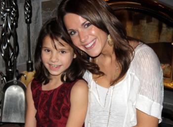 Julia and Aunt Rachel
