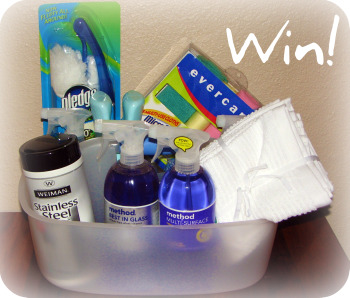delight cleaning giveaway