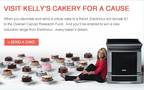 Kelly's Cakery for a Cause