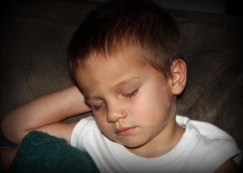 sleeping noah 1