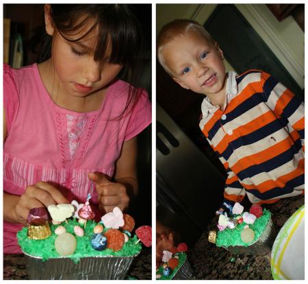 Spring Cake 4
