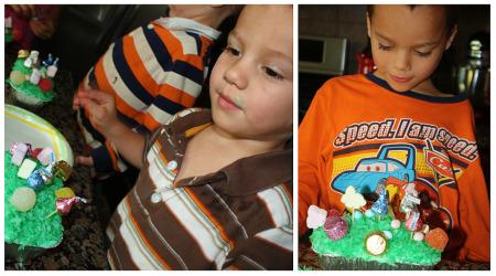 Spring Cake 5