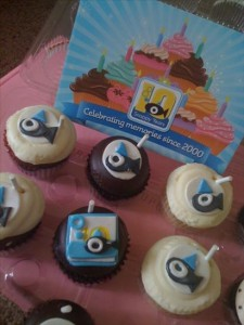 snapfish cupcakes