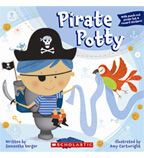 pirate potty