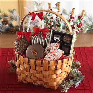 Holiday Gift Baskets Homemade images