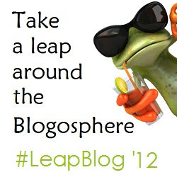 Leap Around the Blogosphere #LeapBlog