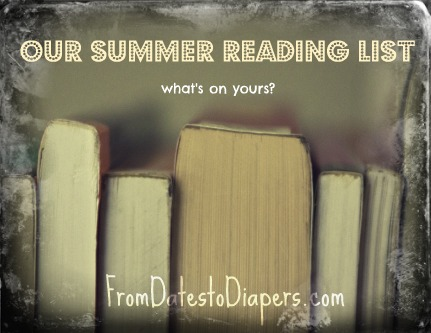 Summer Reading List for kids