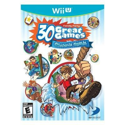 WiiU 30 Great Games