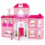 Mega Blox Barbie Build 'N Style Luxury Mansion