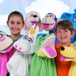 CuddleUppets