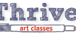 Thrive Online Art Classes