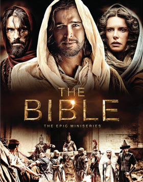 The Bible DVD Image