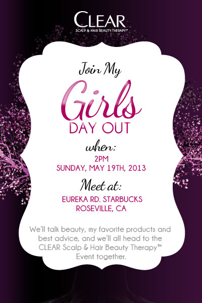You're Invited to a Girl's Day Out!