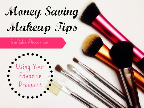 Money Saving Makeup Tips