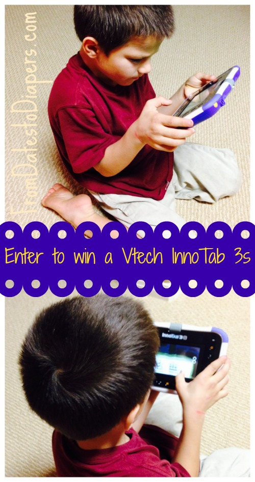 enter to win an InnoTab 3s