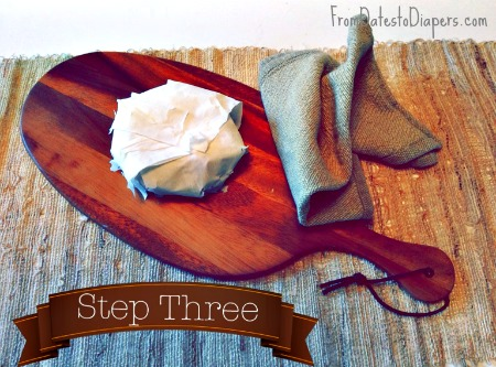 Easy Brie & Fig App step 3