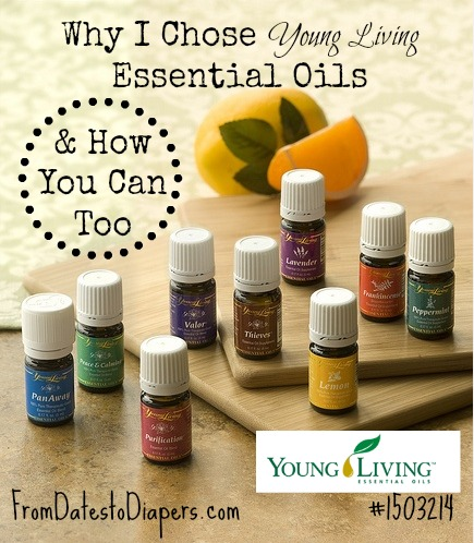 Why I chose Young Living