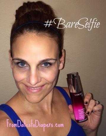 my #bareselfie