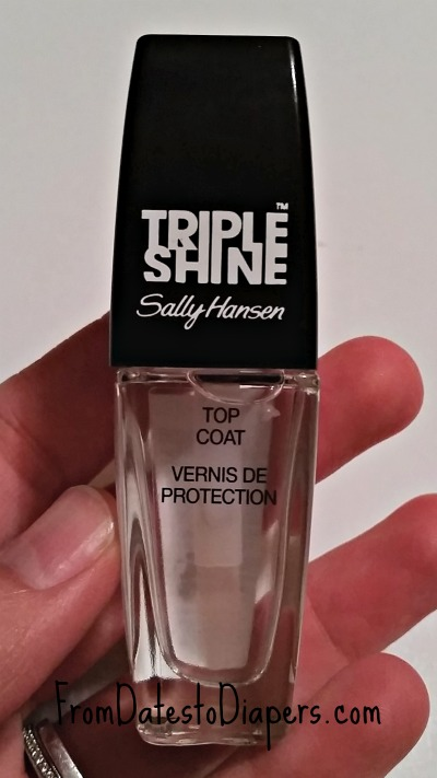 Triple Shine Top Coat