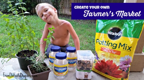 create your own farmer's market