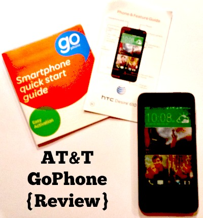AT&T GoPhone {Review}