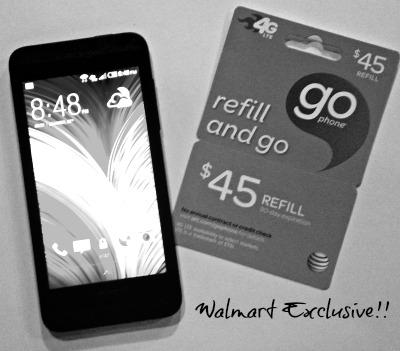 GoPhone Walmart Exclusive