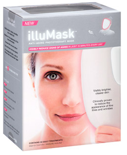illuMask Anti-Aging Phototherapy Mask {Review}