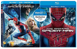 Get The Amazing Spiderman 2 at Walmart and Enter the #BeAHeroContest