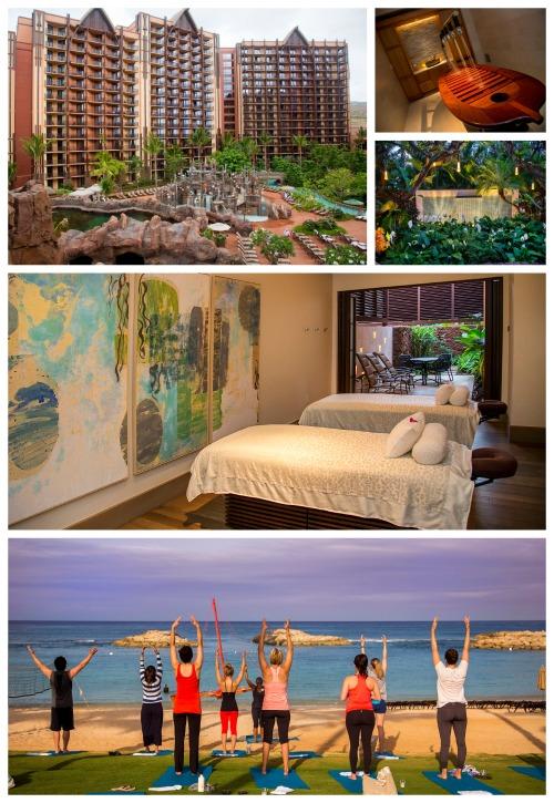 Aulani, A Disney Resort and Spa  Laniwai Spa