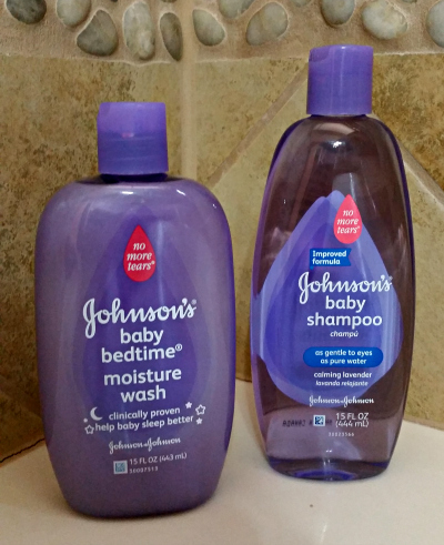 Johnson's Baby Bedtime Products