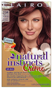 Clairol Natural Instincts 23R
