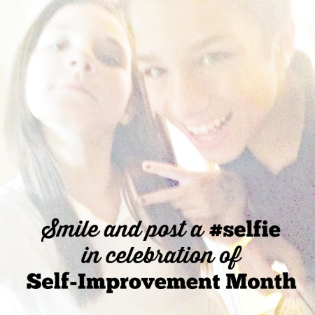 September is Self-Improvement Month