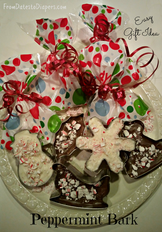 Peppermint Bark - gift idea